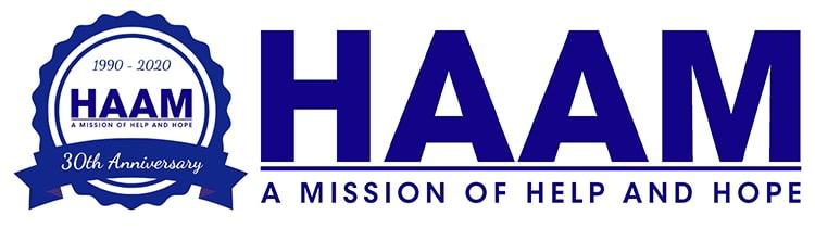 30th Anniversay HAAM Logo