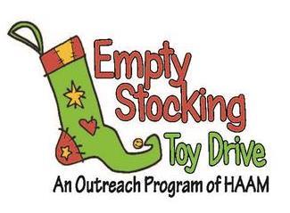 Empty Stocking Logo